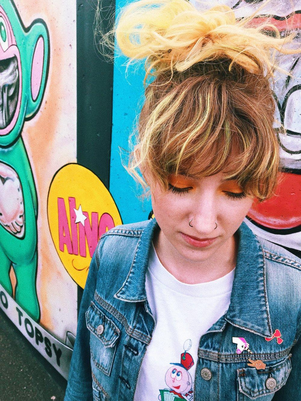 Hannah Coney Island Eyes