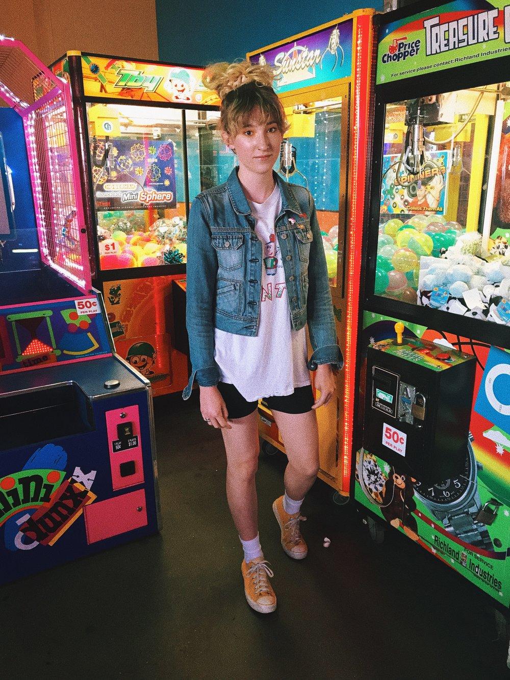 Hannah Coney Island Arcade