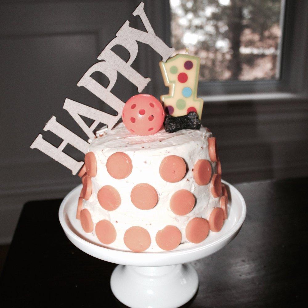 Birthday Cake - Paperback Events