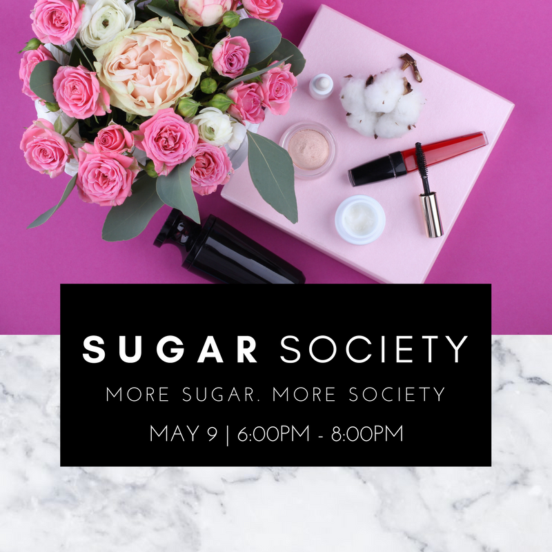 SUGAR SOCIETY PEMBROKE GRAND OPENING - EVENT COORDINATION