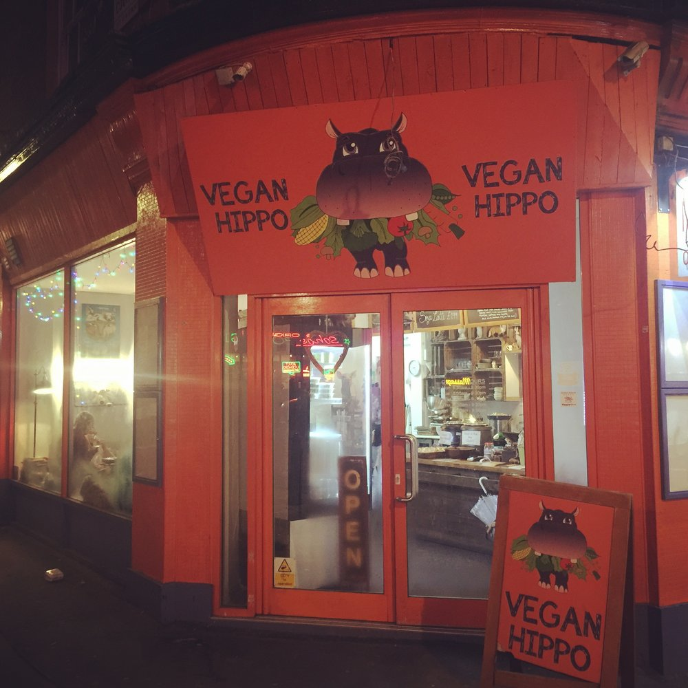 Vegan lifestyle - london vegan restaurant