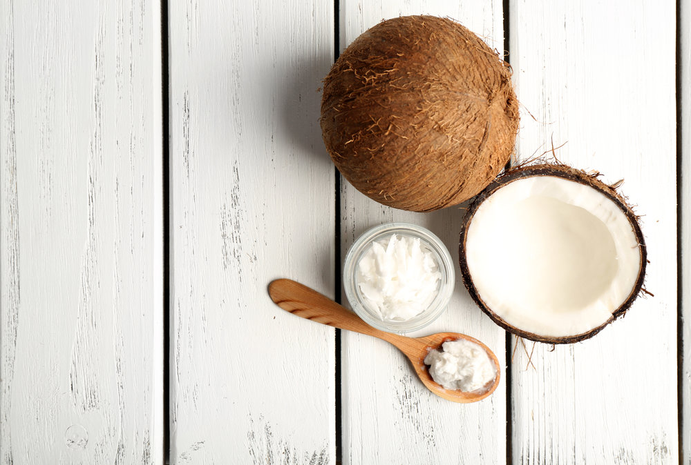 Vegan nutrition - there are some health benefits of coconut oil but also some health risks