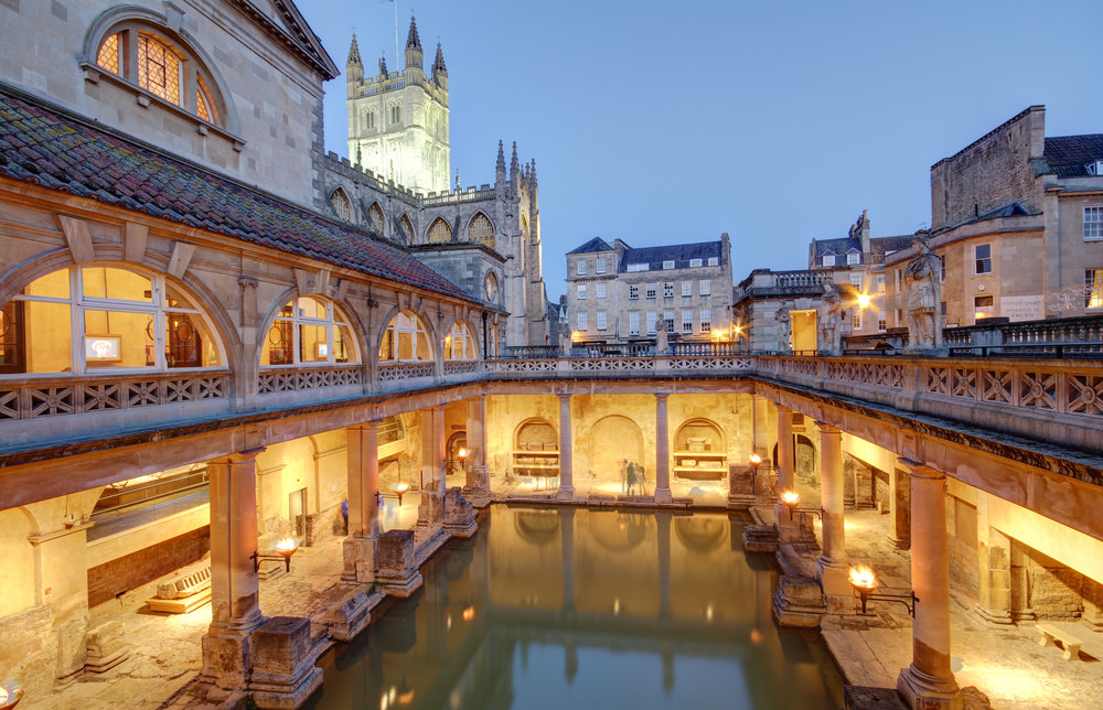 Bath UK England Britain Roman Baths vegan vegetarian restaurants food restaurant