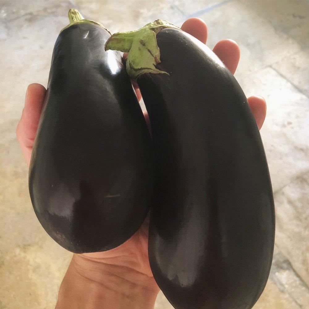 Aubergine eggplant imam bayildi vegan recipe healthy turkish food