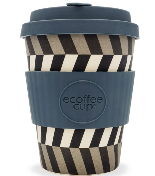 Ecoffee cup reusable coffee cup plastic-free environmentally friendly