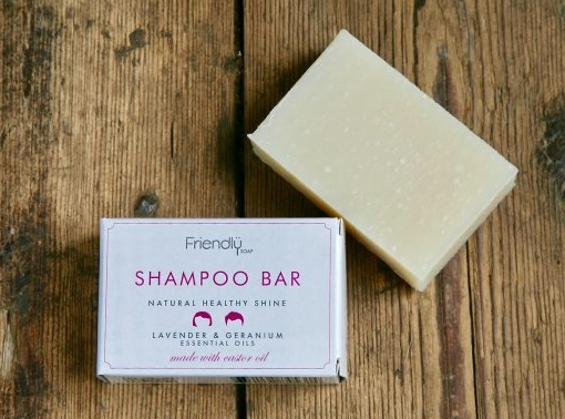 friendly soap shampoo bar vegan plastic-free sustainable