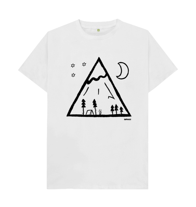 rapanui organic cotton and bamboo t-shirt sustainable clothing vegan
