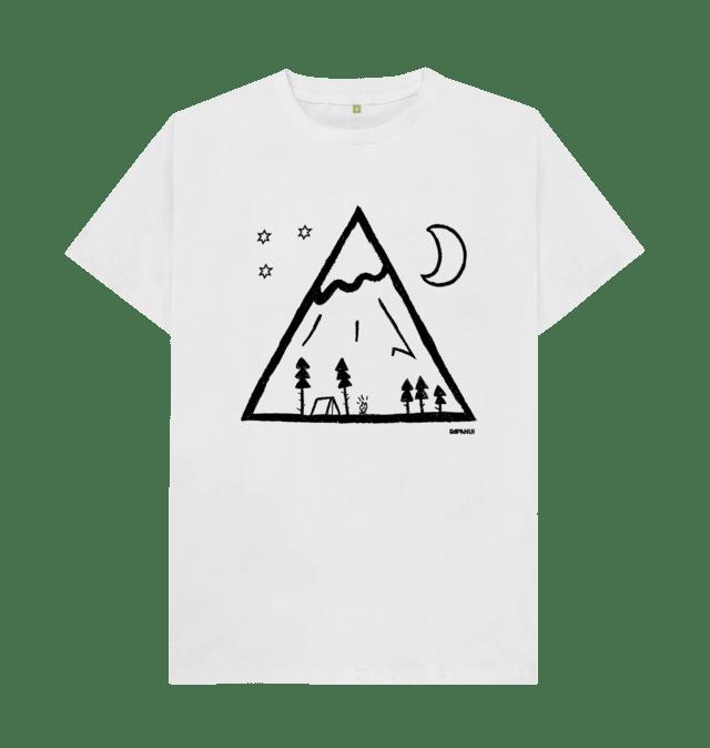 rapanui organic cotton and bamboo t-shirt sustainable clothing vegan