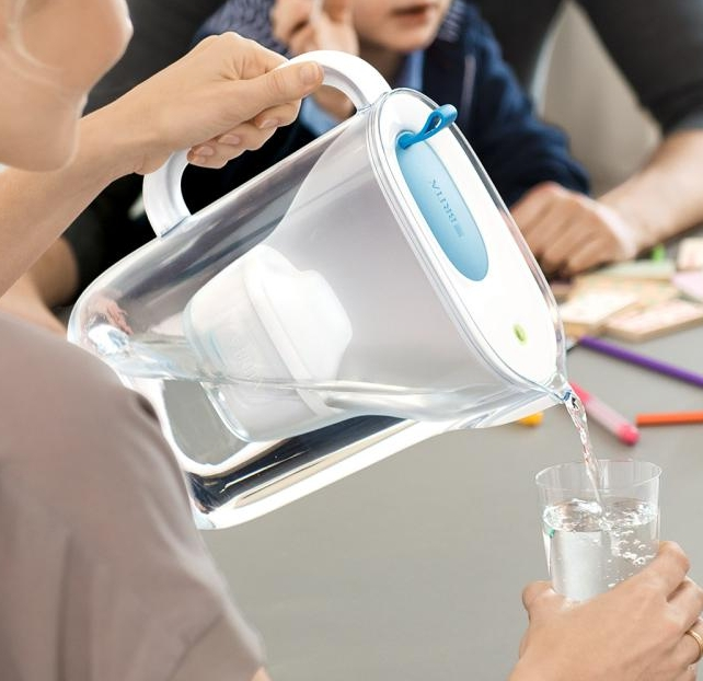 brita water filter jug sustainable reduce plastic vegan environmentally friendly