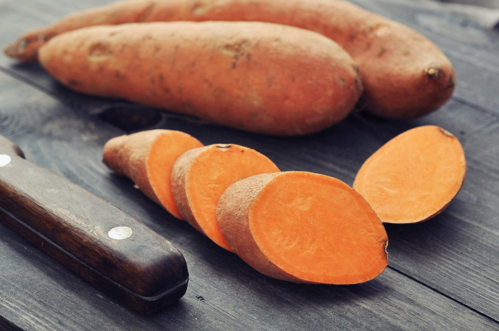 sweet potato fries vs regular potato fries which is healthier vegan nutrition nutritionist