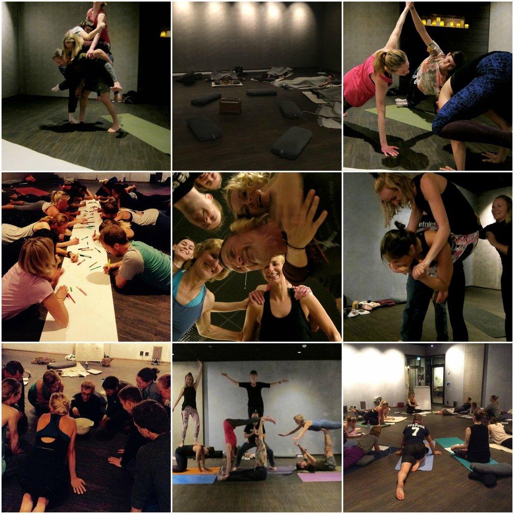 Stemningsrapport fra Yoga In Action Oslo 2016 på HiYoga.