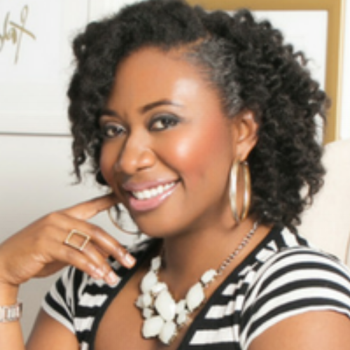 Gwen Jimmere is a gifted visionary on an unrelenting mission to shatter the rules of the beauty game and change them for good. As CEO and founder of Naturalicious, she's already cemented her place in history as the first African American woman to hold a patent for a natural hair care product. She is the mastermind behind The Hello Gorgeous Hair Care System; the only sulfate, paraben, mineral oil, petroleum, gluten, and cruelty free line of products that actually smashes your hair care routine into smithereens by combining several necessary steps for flawless hair into only 3 simple products.  A respected authority in the hair care industry, she was named one of the 100 Most Influential African Americans in the U.S. as a 2016 Root 100 Award honoree, as well as one of the Top 10 business women in the state of Michigan by the National Association of Women Business Owners. She is the winner of the Black Enterprise Elevator Pitch Competition, and has been featured on Fox News, TVOne, and in Entrepreneur, Essence, Fast Company, and The Washington Post. Gwen's irresistible charm and relatable personality make her an explosive and highly sought after speaker. She lights up stages across the country, giving keynotes and talks on what it takes to win in business, entrepreneurship, and life.