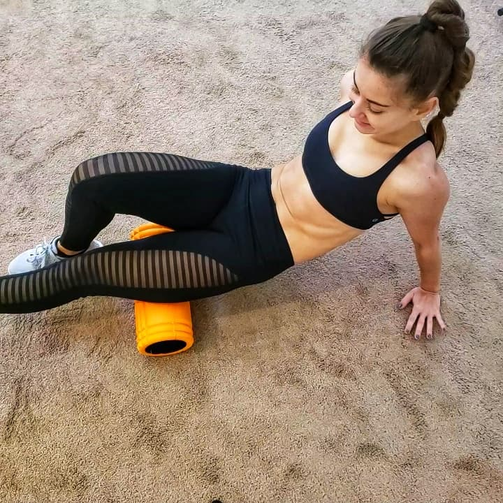 Click here for this foam roller!