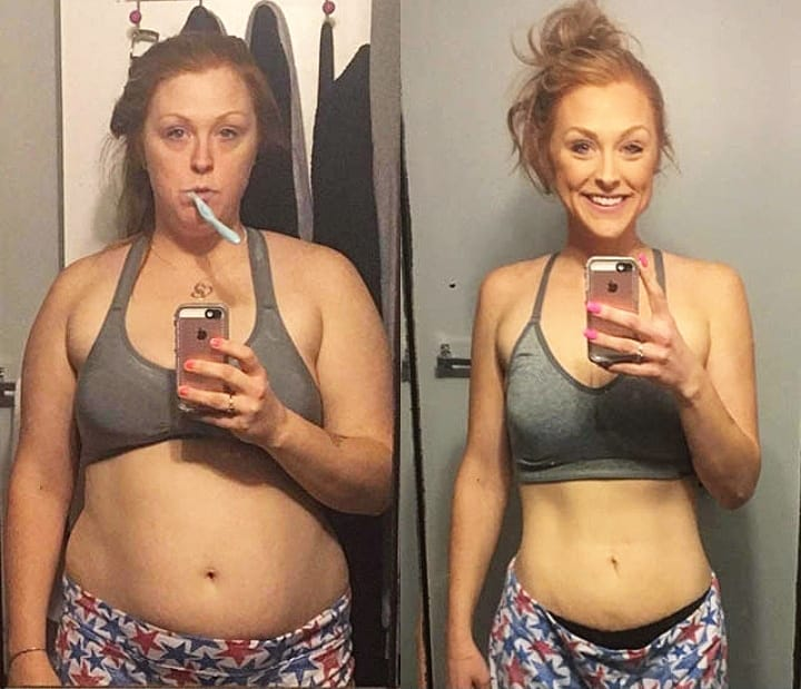 """YOU GUYZZZZZ...Can ya'll give some MAJOR love to this momma right here bc Veronica freaking CRUSHED THIS!!!!💕😍💕This incredible transformation took place in LESS THAN A YEAR- without🤚surgery,🤚starving or🤚hormonal 'supplements'.... If her story can inspire just ONE person thinking there's no hope- then it's worth it. Veronica, thanks for sharing your story with us- it's BEYOND inspirational & I'm so grateful you trusted this process and found peace and happiness and faith that you CAN DO HARD THINGS✊🏼   """"The results I have achieved from this program are amazing. For the first time in years, I feel motivated, energized, and strong. Being the mom of two little boys (4 years, and 9 months) who are always full of energy requires a lot of energy and stamina. I am able to keep up with my boys, and be the fun, active mom I have always wanted to be, and I owe it all to the energy, strength, and stamina this program has given me!  In about nine months I have lost 78 pounds. I have gained strength that I have never had before. In addition to the outward physical results, I have gained the self-esteem, confidence, and energy I had been lacking for some time. Through this ... I have acquired an overall peace and happiness with my body, my health, and my life!""""    Friend, if you are still reading😉I want to invite YOU to do this WITH me- 5 years ago I signed up with this SAME program where I learned portion control and it helped me face & over come my binge/emotional eating disorder. This is more than JUST workouts- we learn how to overcome emotional eating and STOP the yoyo diets. This is a lifestyle change. It's changed my life 180* also & I want to help YOU have the same transformation too. Yes, this can be a physical transformation- but even more so a MINDSET transformation. March 4th registration opens. If you are ready to change your life please fill out my Virtual Fit Club Application    here   -... to see if this is right for you too.<3We don't get back yesterday but we CAN"""