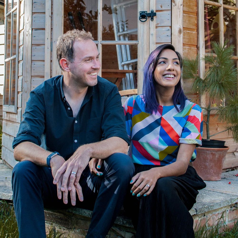 Shahnaz & Tom -