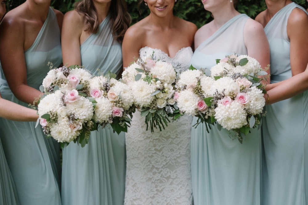 Wedding flowers are our passion