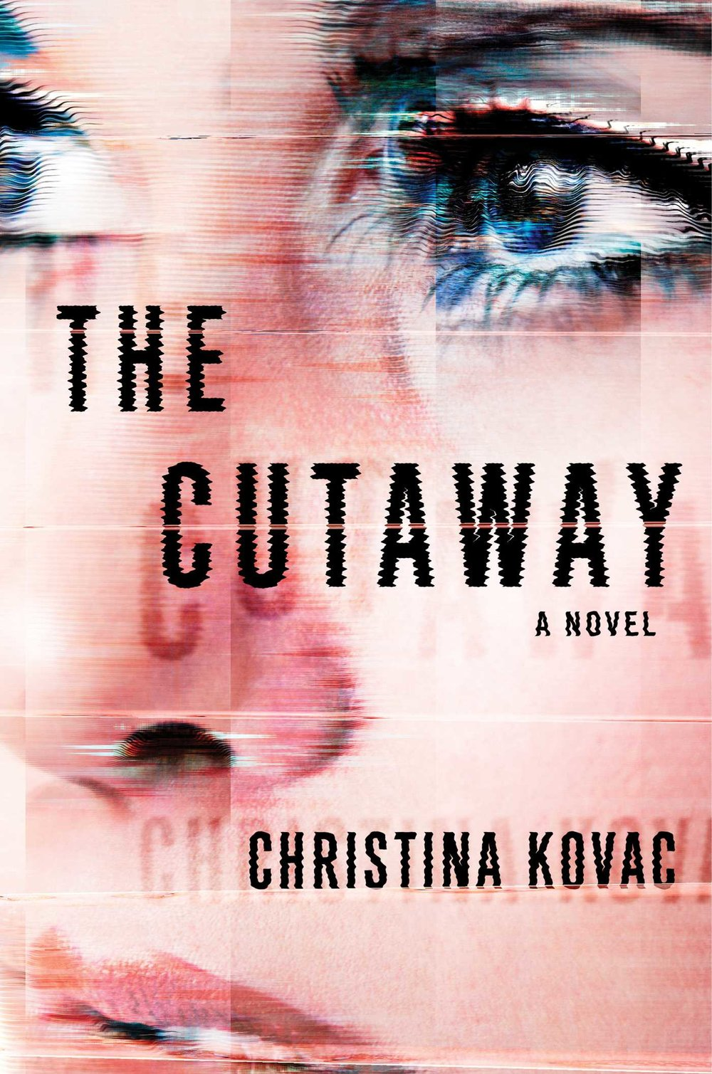 The Cutaway, a political thriller by Christina Kovac