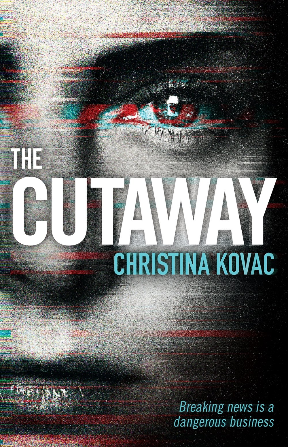 Buy the UK Edition of Christina Kovac's novel  The Cutaway