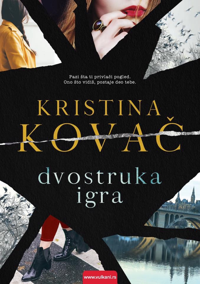 Serbian Book Cover