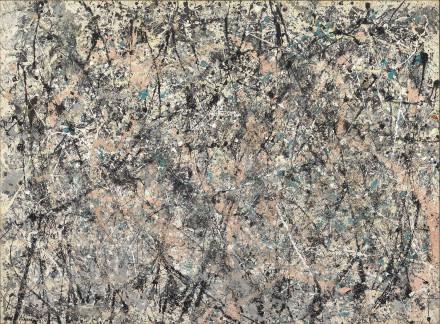 """Lavender Mist"" by Jackson Pollack"
