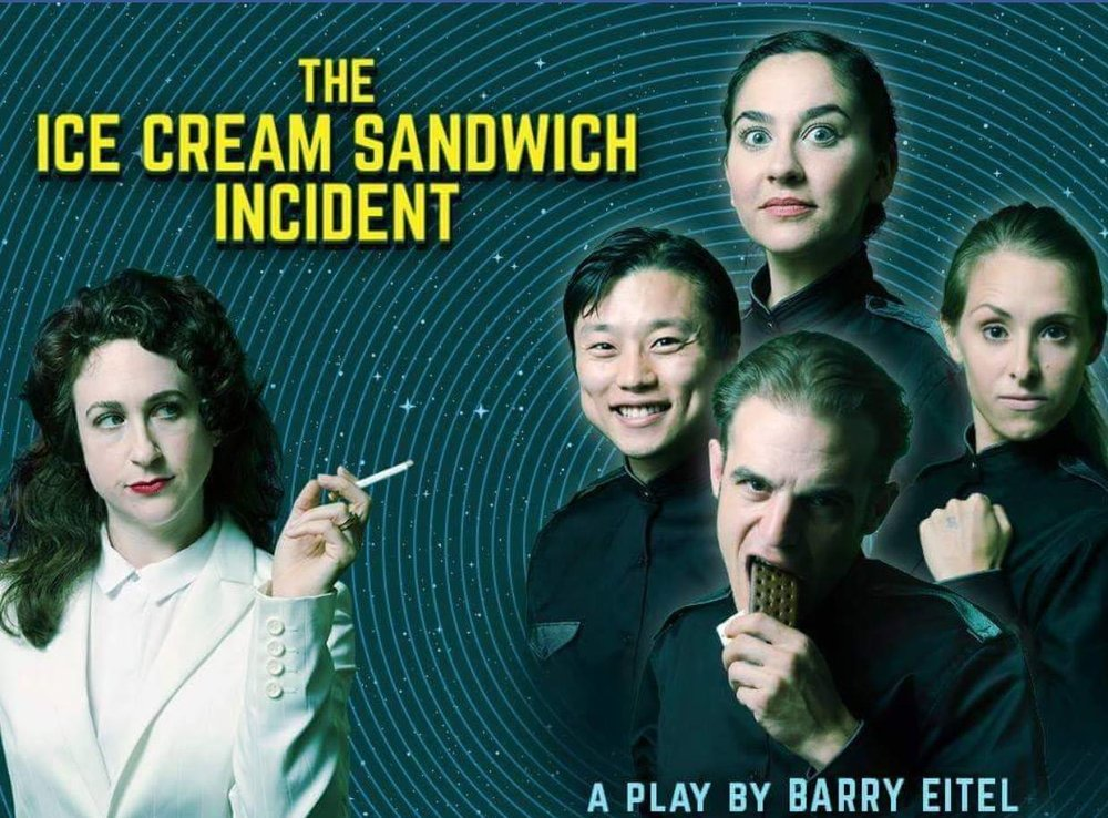 The Ice Cream Sandwich Incident