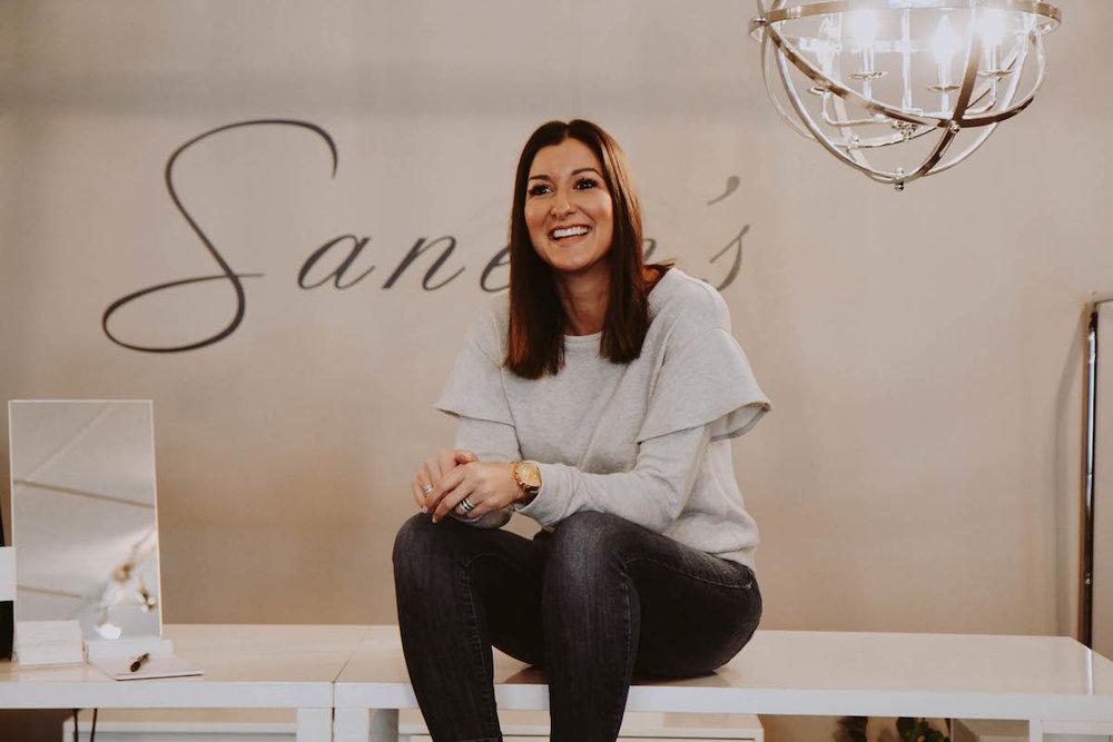 Sanem's in Condé Nast Traveler!