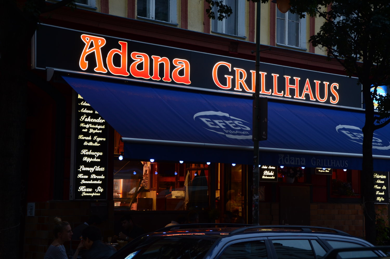 English Adana Grillhaus