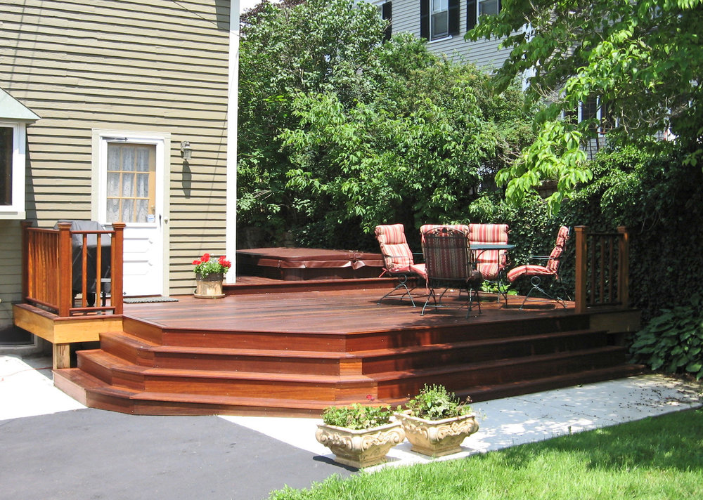 Decks and Sunrooms -Massachusetts and New Hampshire - BPI - Westford