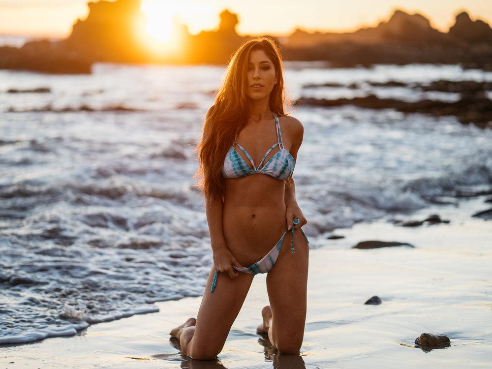 @@jenibabe_ x @danii_alyssa x @monica_vent | @RIVIBIKINIS  Little Corona Beach - Corona Del Mar, California