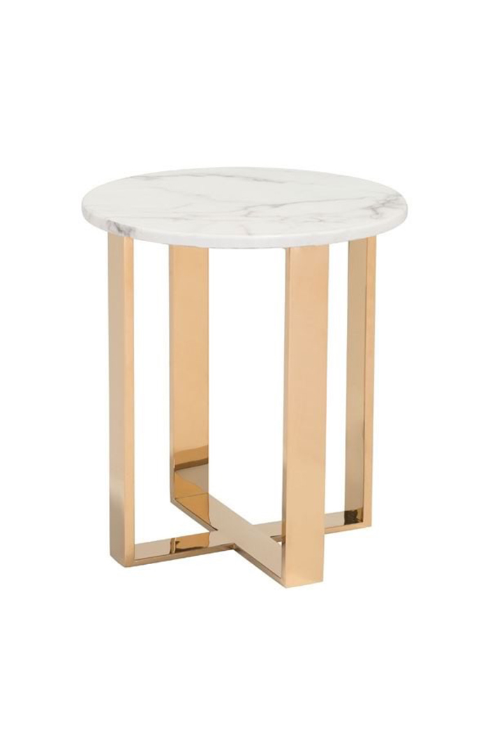 Luster Accent Table | Slim ...