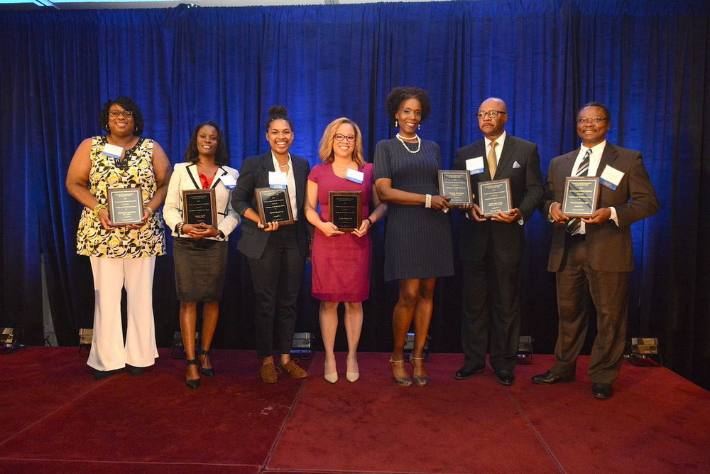 Salute to Excellence in Health Care 2017 Awardees- Photo by Wiley Price