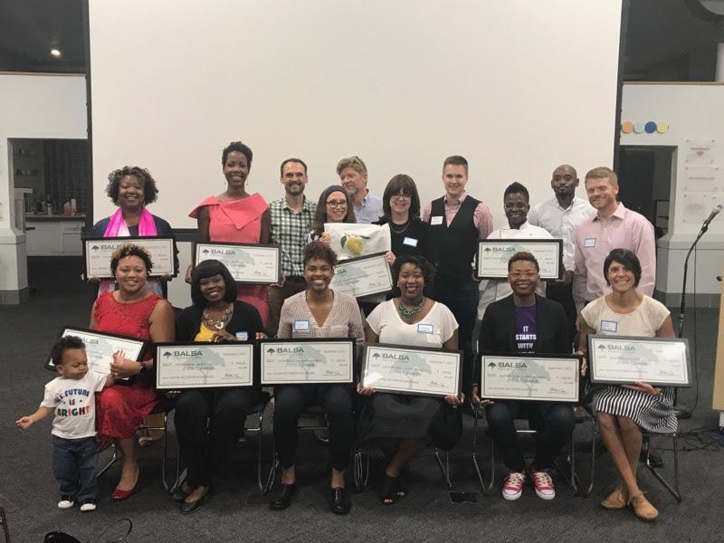 Summer 2017 BALSA Grant Finalists