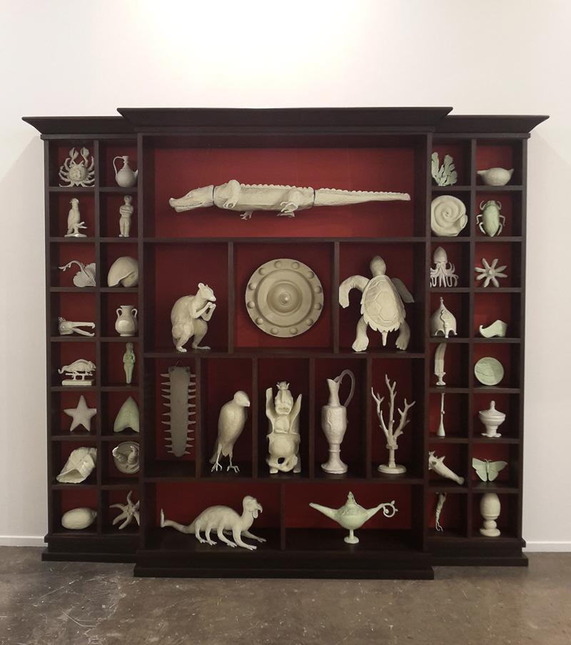 Wunderkammer, In Situ Gallery, Paris
