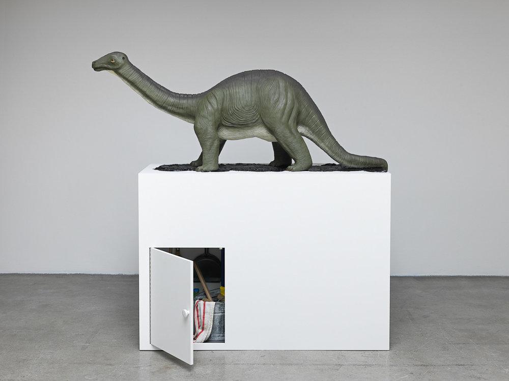 Brontosaurus, Tanya Bonakdar Gallery, New York