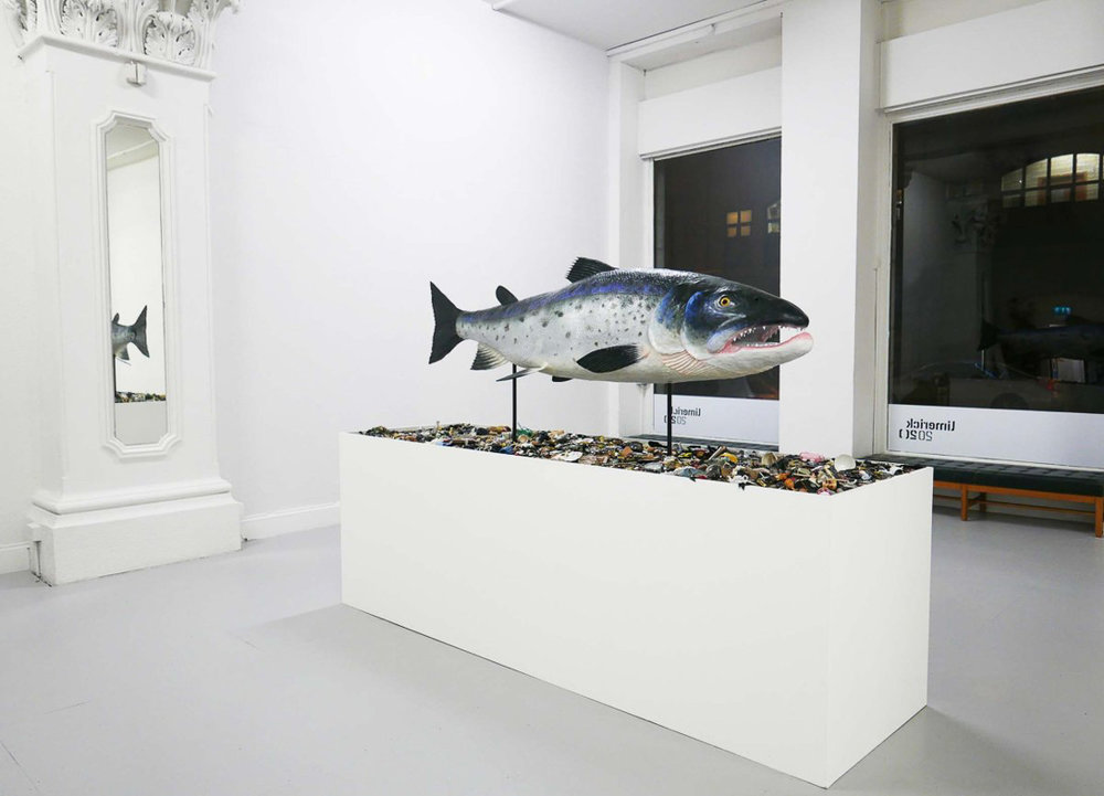 The Salmon of Knowledge Returns, Ormston House, Ireland