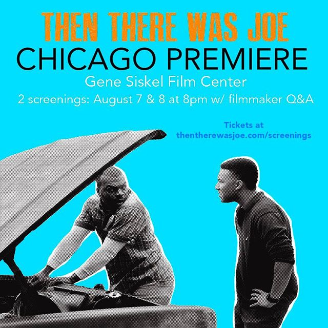 Yo, Chicago! @thentherewasjoe is coming for you! Join us for our premiere at the Black Harvest Film Festival!!!@gradycomedy and director @warrenmjustin will be there for a Q&A. Tickets are on sale now! Link in bio.