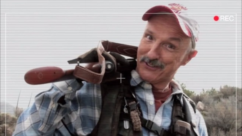 Burt   is the ultimate prepper. It was during a  Tremors  movie that I saw my first MRE.