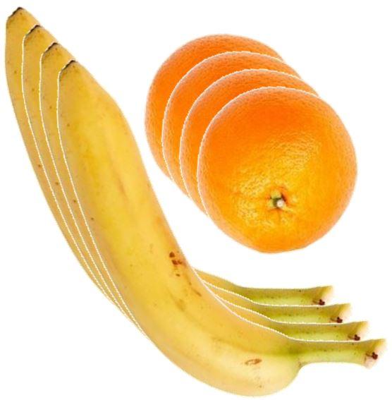 Banana & oranges x 4.JPG