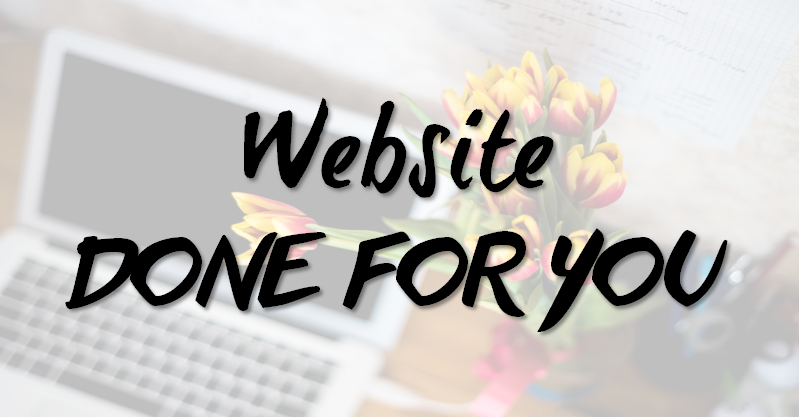 Free up your time - I created this package to help you get a website head-start. FAST! (In fact, in 5 days.)So you have MORE TIME to get ahead on your workload. Leave the website creation part to me.