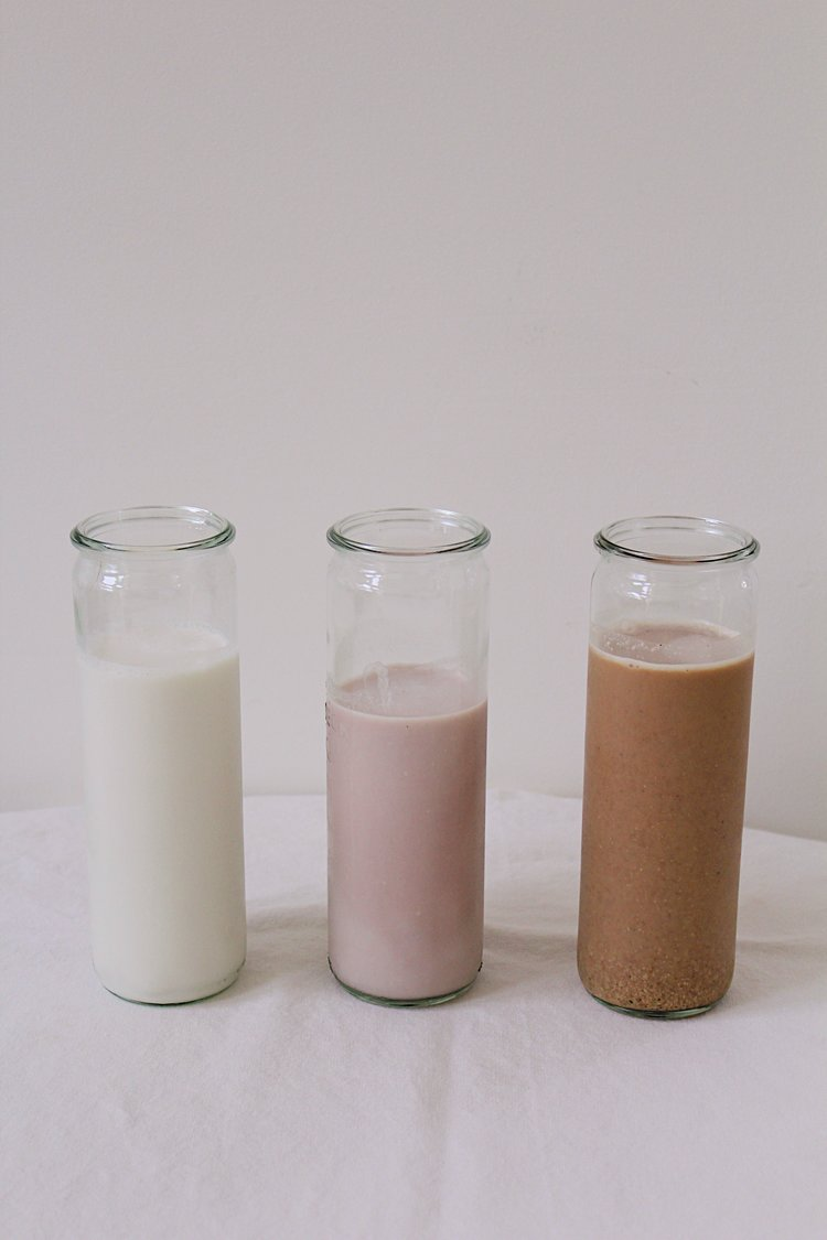 Solful guide to homemade nut seed milks solful health making your own milks could not be easier and requires just a few ingredients bit of planning it also tastes like a thousand times better than malvernweather Image collections