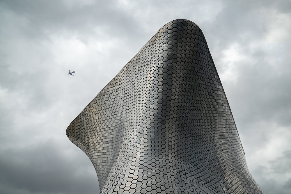 Museo Soumaya. Mexico City. October 2018.
