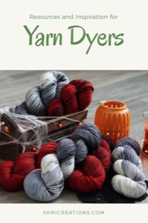 Resources and Inspirations for Yarn Dyers