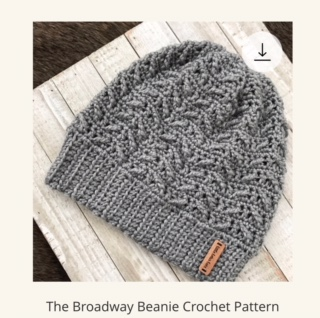 Yarn Dyeing with Laine and Lotus; Broadway Beanie Crochet Pattern