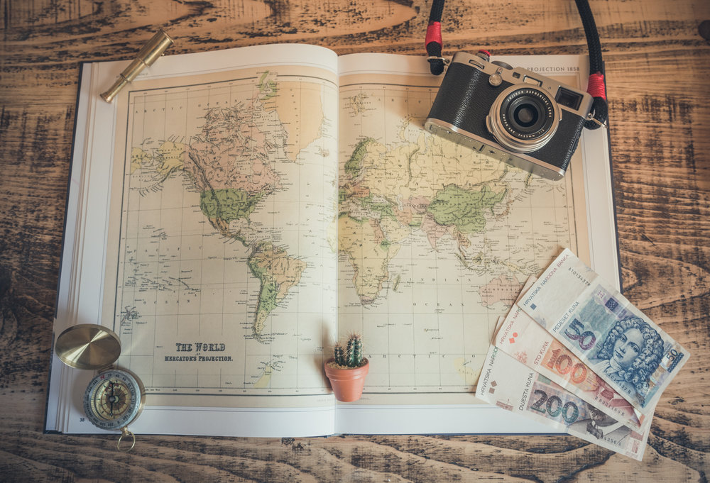 Blogging Around the World