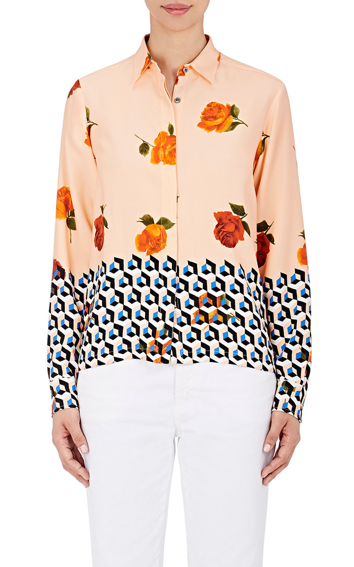 Cakung Crepe Blouse $675