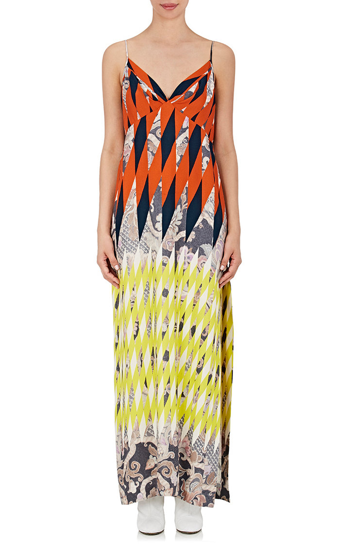 Deminga Crepe Sleeveless Maxi Dress $1,130
