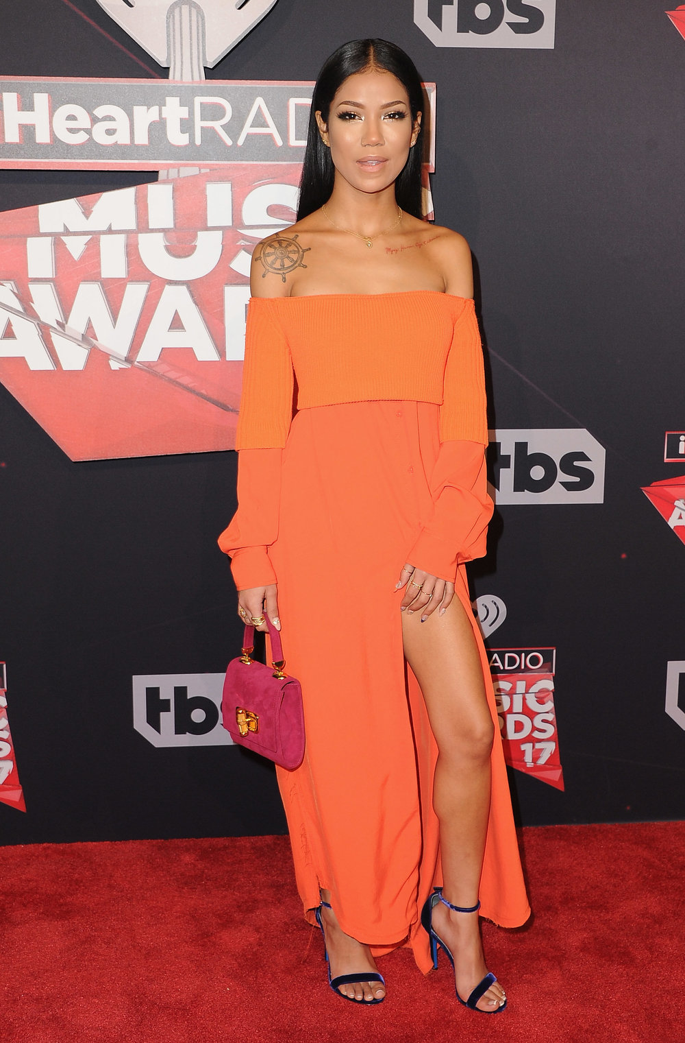 Jhene Aiko Red Carpet