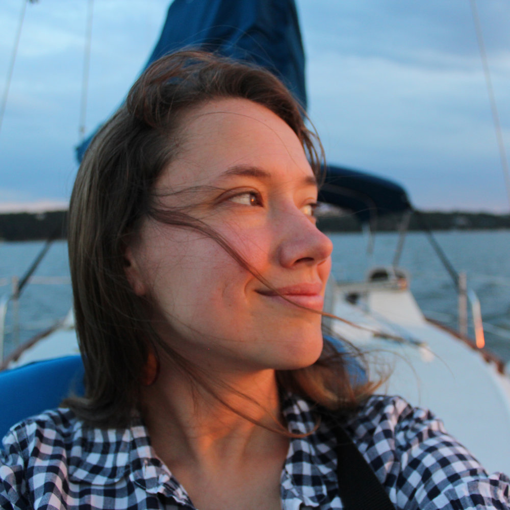 Amber King is a writer and artist. She is the creator of the blog Experiments in Vitality.