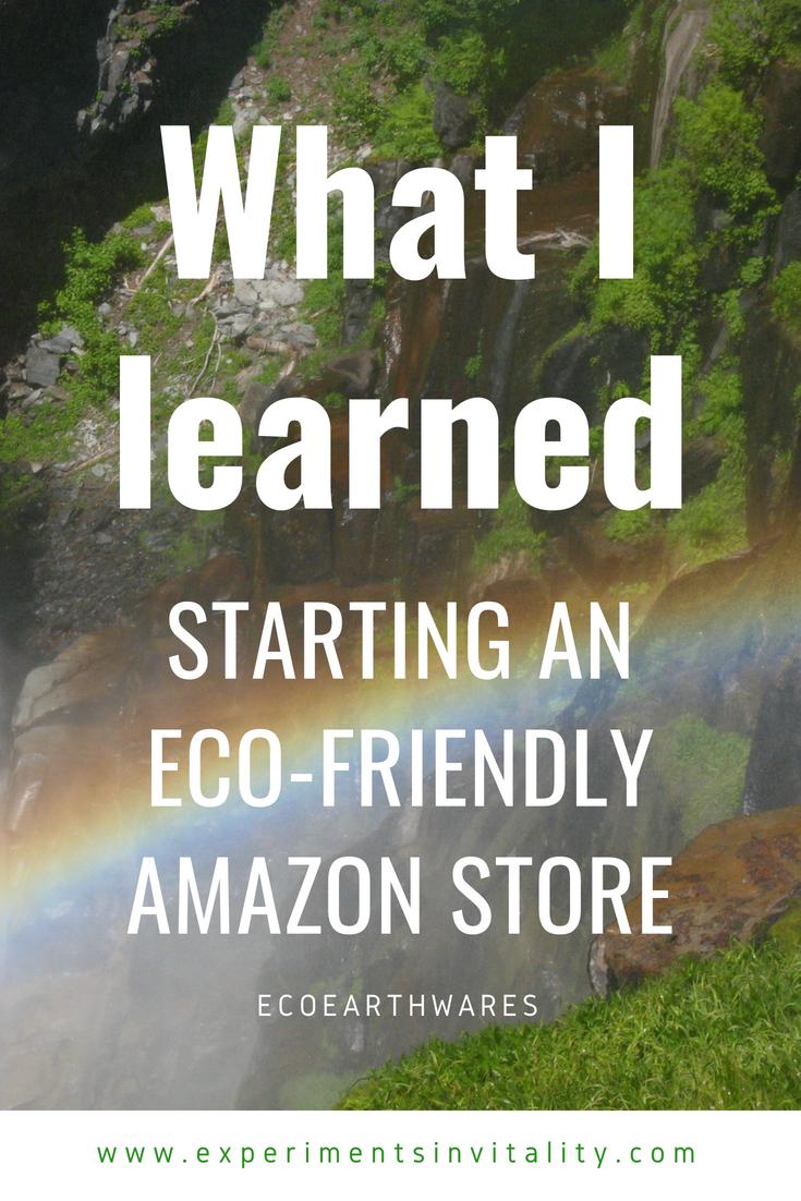 Start an Amazon store