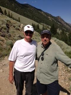 Tim and Jim meet at last!